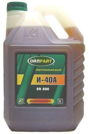 Oil Right И-40А
