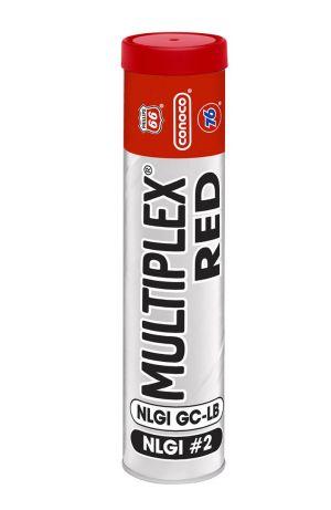 Многоцелевая смазка (литиевый загуститель) Phillips 66 Family Multiplex Red №2