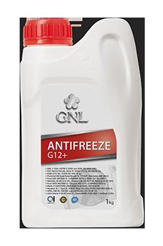 GNL Antifreeze G12+ (-40C, красный)