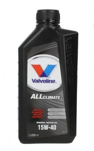 VALVOLINE All Climate 15W-40