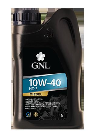 GNL HD 3 10W-40