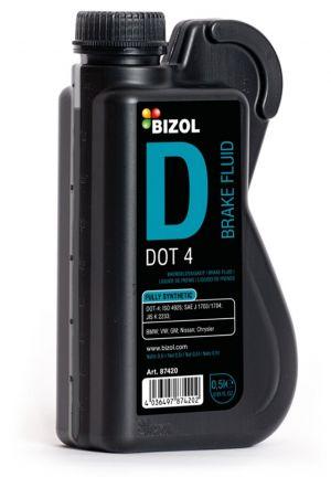 BIZOL Brake Fluid DOT4