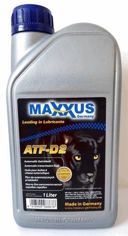 Maxxus ATF D2