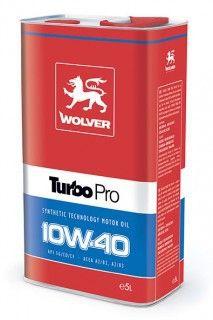 Wolver Turbo Pro SAE 10W-40