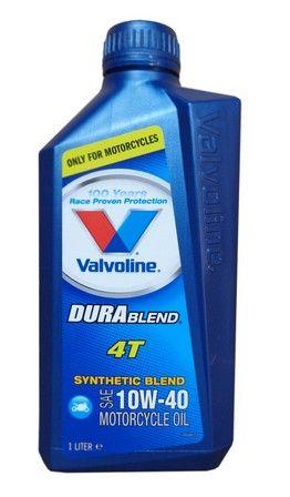 VALVOLINE DuraBlend 4T 10W-40