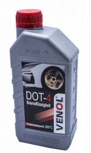 Venol Brake Fluid DOT 4