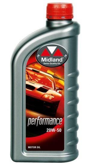 Midland Perfomance 20W-50
