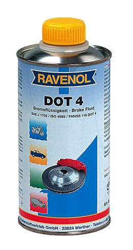 RAVENOL DOT 4; 0,5L = 500 ml