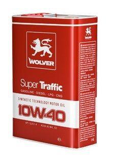 WOLVER Super Traffic SAE 10W-40