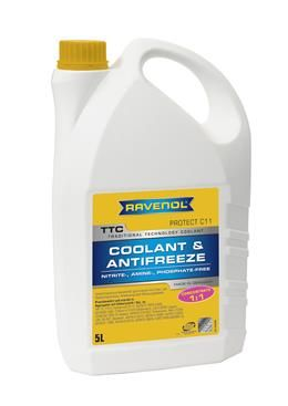 RAVENOL TTC Trad.Techn. Coolant Concentrate