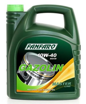 Fanfaro Gazolin 10W-40