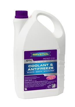 RAVENOL OTC Organic Techn. Coolant Concentrate