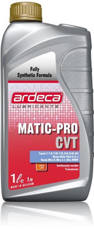 Ardeca MATIC-PRO CVT
