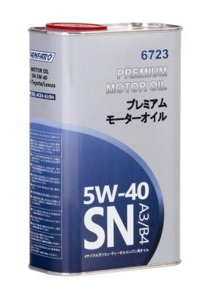Fanfaro for Toyota Lexus 5W-40 SN 6723