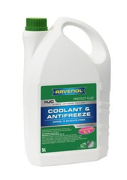 RAVENOL HJC Hybrid Japanese Coolant Concentrate