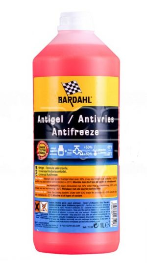 Bardahl Antigel Universel Concentrated