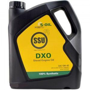 S-Oil SSU DXO 10W-40