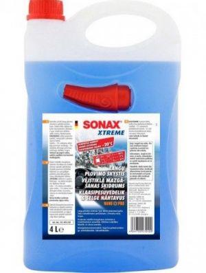 Жидкость омывателя зимняя -20°С SONAX Xtreme NanoPro