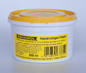 Моющее для рук RAVENOL Handreiniger - Paste