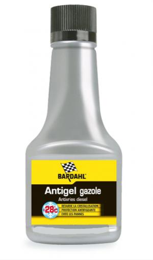 Присадка в дизтопливо (Антигель) Bardahl Diesel Antifreeze