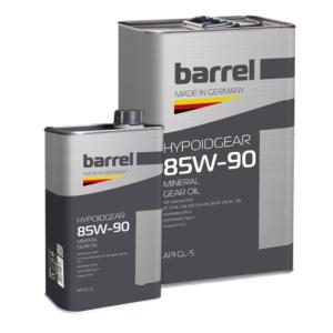 Barrel Hypoidgear 85W-90