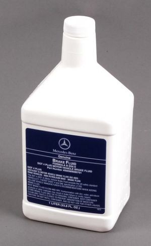 Mercedes Brake Fluid DOT-4 Plus