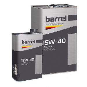 Barrel Diesel-Mineral 15W-40