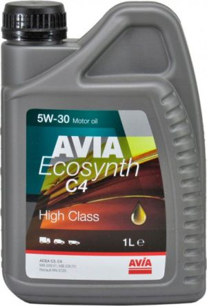 Avia Ecosynth 5W-30 C4
