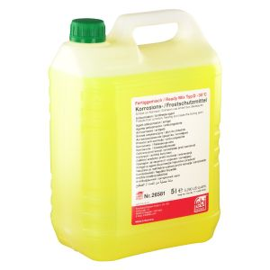 FEBI Coolant Ready Mix (-30C, желтый)