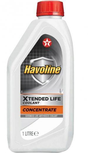 Texaco Havoline Xtended Life Coolant (-70C, красный)