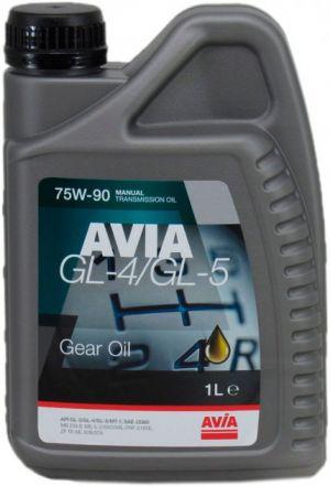Avia Gear Oil 75W-90 GL-4/GL-5