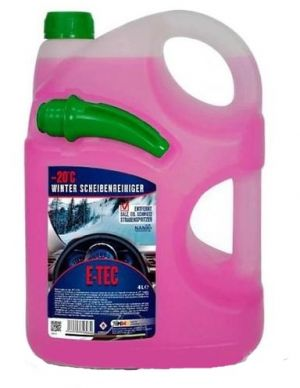 Омыватель зимний E-TEC Red (-20C)