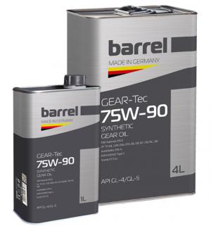 Barrel Gear-Tec 75W-90