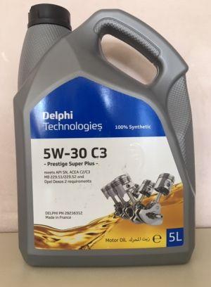 Delphi Prestige Super Plus C3 5W-30