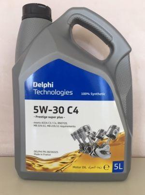 Delphi Prestige Plus C4 5W-30