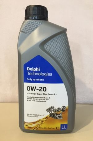 Delphi Dexos 1 GEN 2 0W-20