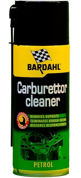 Очиститель карбюратора Bardahl Carburetor Cleaner