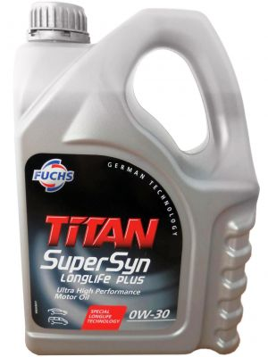 Fuchs TITAN SUPERSYN LONGLIFE PLUS 0W-30