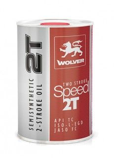 Wolver Two Stroke Speed 2T