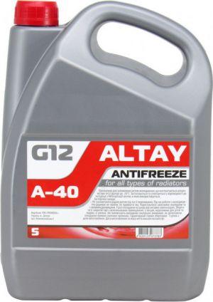 Altay Antifreeze G12 (-40С, красный)