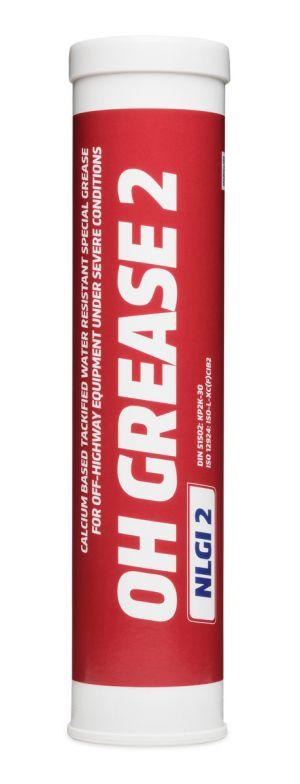 Многоцелевая смазка (кальциевый загуститель) Neste OH Grease 2