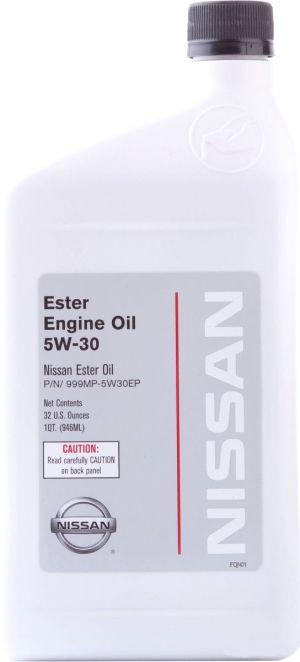 Nissan Ester Motor Oil 5W-30
