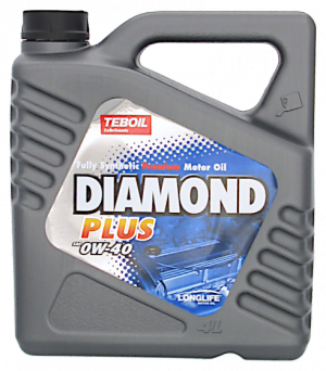 Teboil Diamond Plus 0W-40