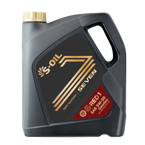 S-OIL RED1 5W-30