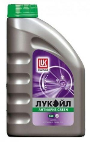 Лукойл Antifreeze Green G11