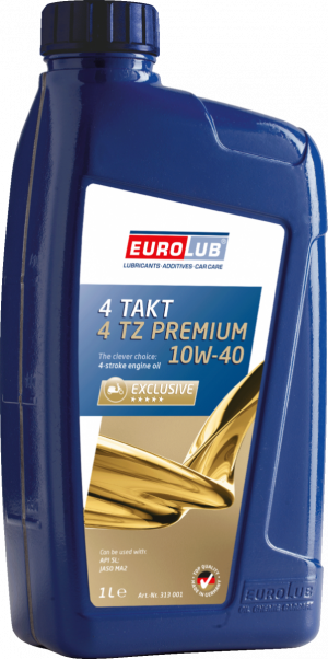 Eurolub TZ Premium 4T 10W-40