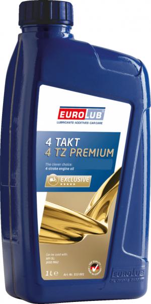 Eurolub TZ Premium 4T 10W-50