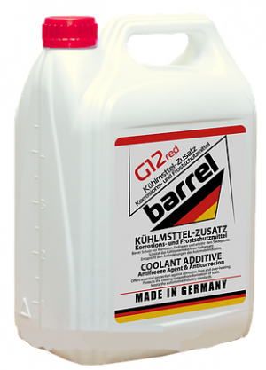 Barrel Coolant Concentrate G12 (-70C, красный)