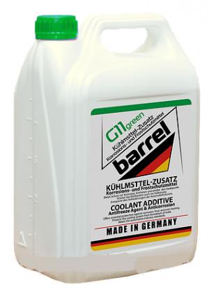 Barrel Coolant Concentrate G11 (-70C, зеленый)