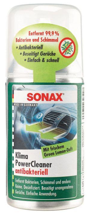 Очиститель кондиционера (лимон) SONAX Clima Clean Green Lemon